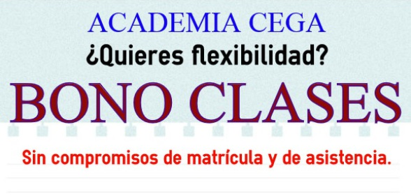 Aprende y ahorra dinero con la Academia CEGA en Triana Sevilla