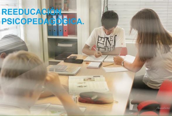 Reeducación psicopedagógica en Academia CEGA en Triana, Sevilla